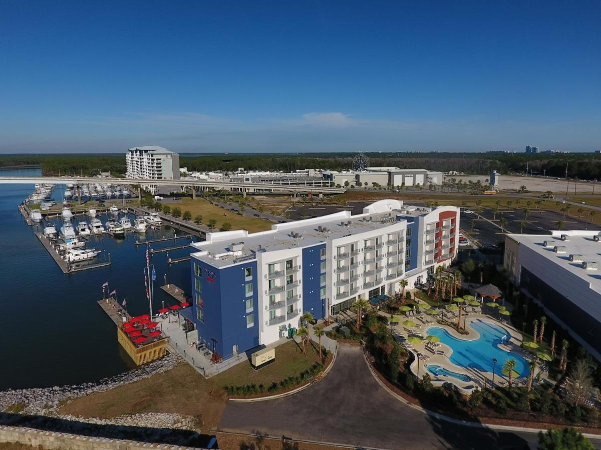 Отель  SpringHill Suites Orange Beach at The Wharf  - отзывы Booking