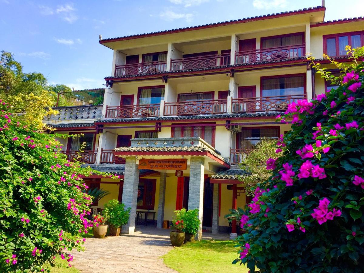 Отель  Snow Lion Riverside Resort  - отзывы Booking