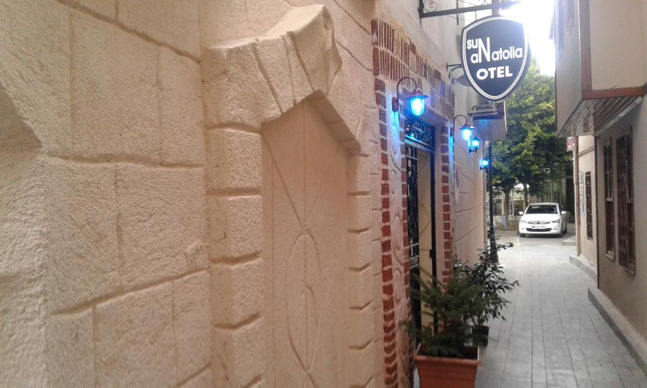 Отель  SunAnatolia Otel
