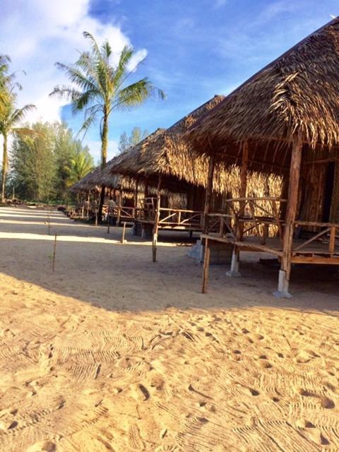 Шале Kho Khao River Sand Eco Resort On The Beach