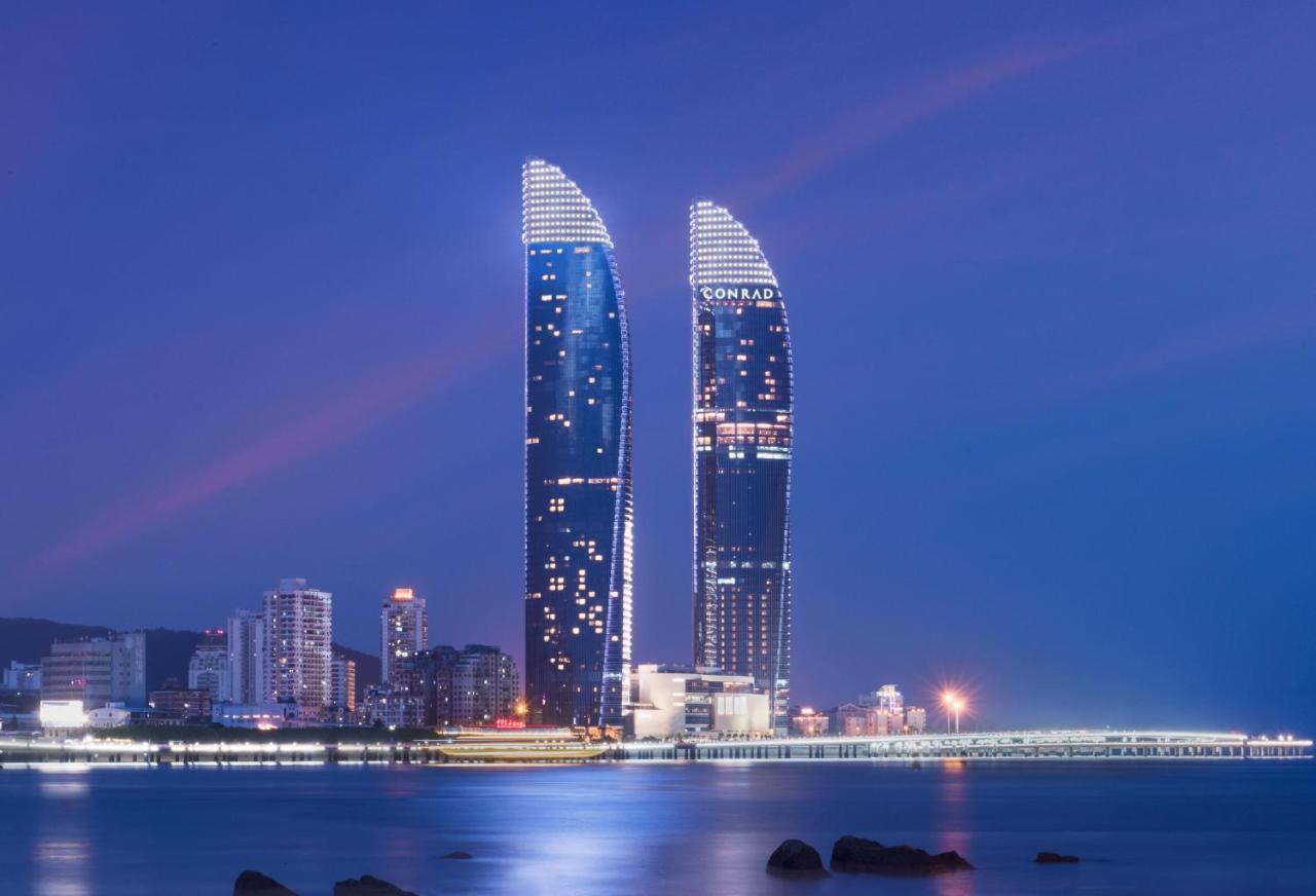 Отель Conrad Xiamen - отзывы Booking