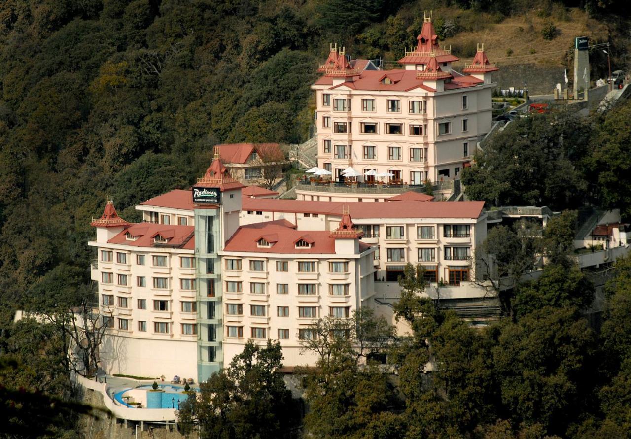 Отель  Radisson Hotel Shimla  - отзывы Booking
