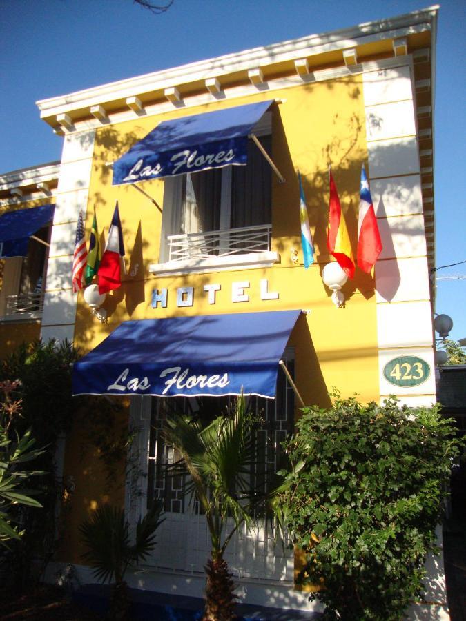 Отель  Hotel Las Flores