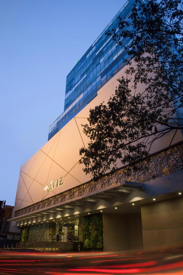 Отель  Отель  The Raviz Calicut
