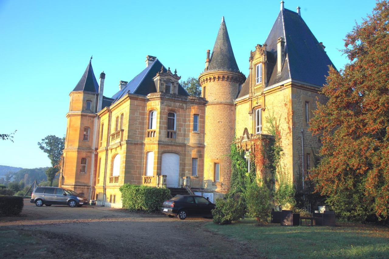 Отель типа «постель и завтрак»  Château De Bellevue