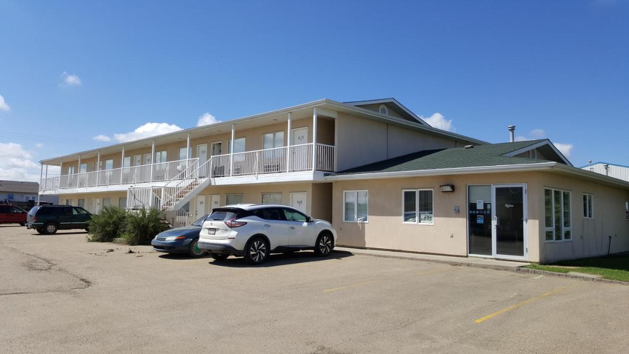Мотель  Waintel Studio-wainwright Motel