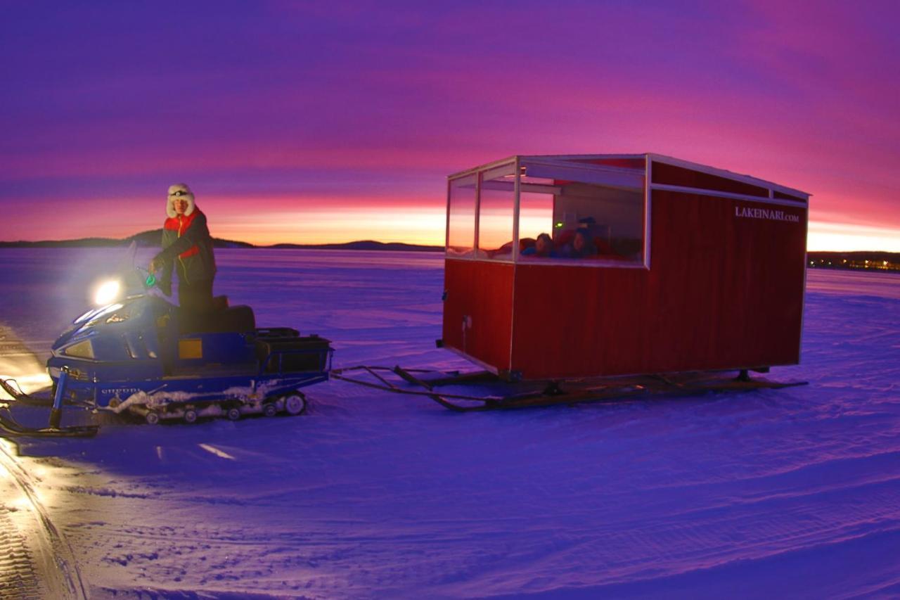 Кемпинг  Lake Inari Mobile Cabins  - отзывы Booking