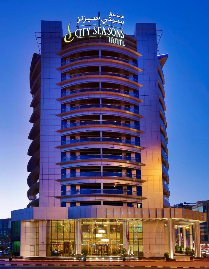City seasons hotel dubai 4 оаэ дубай дубай ocean view hotel 4