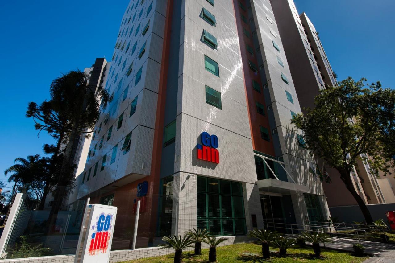 Отель  Отель  Go Inn Hotel Curitiba