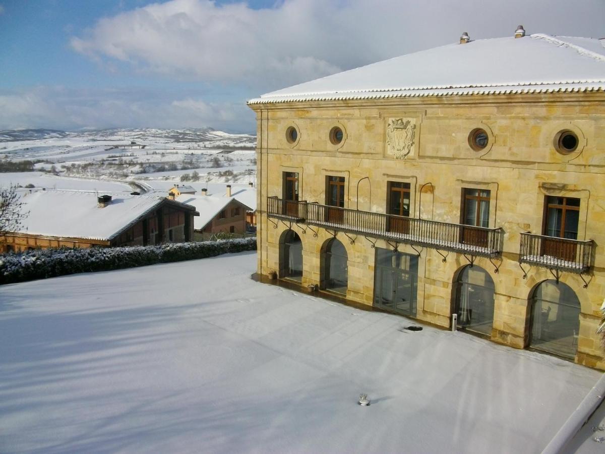 Отель  Отель  Parador De Argómaniz