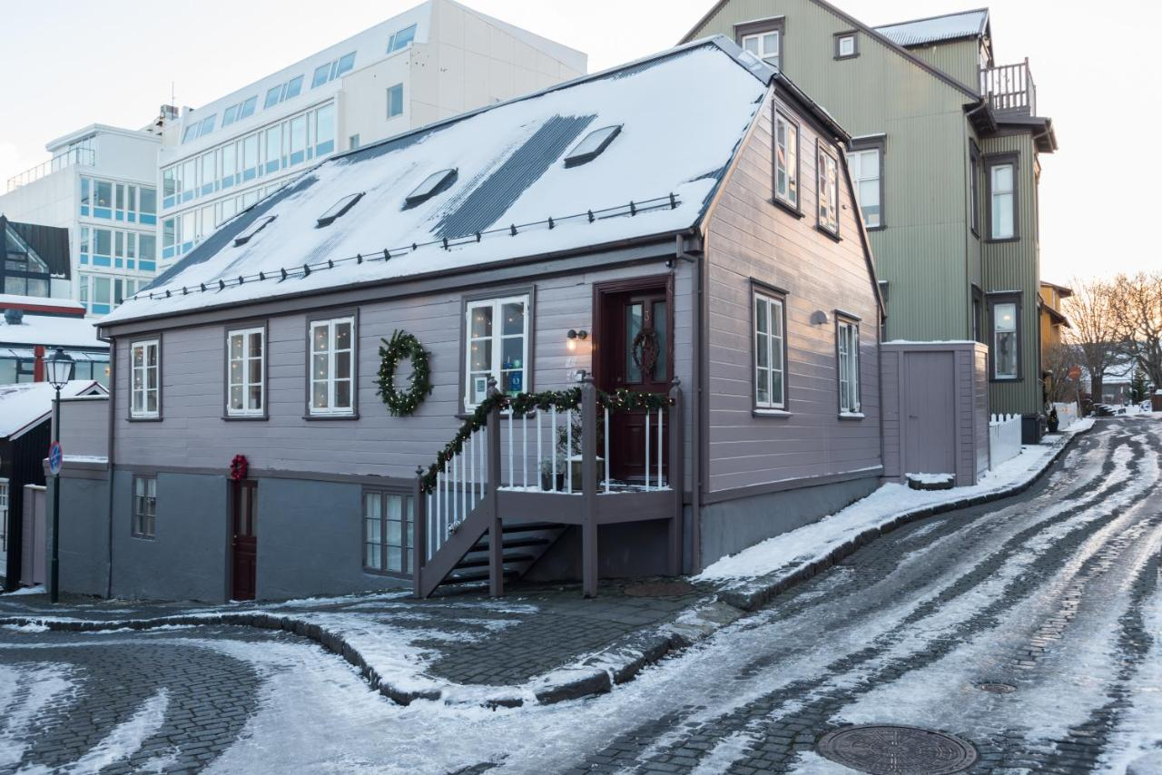Отель типа «постель и завтрак»  Reykjavík Treasure B&B  - отзывы Booking