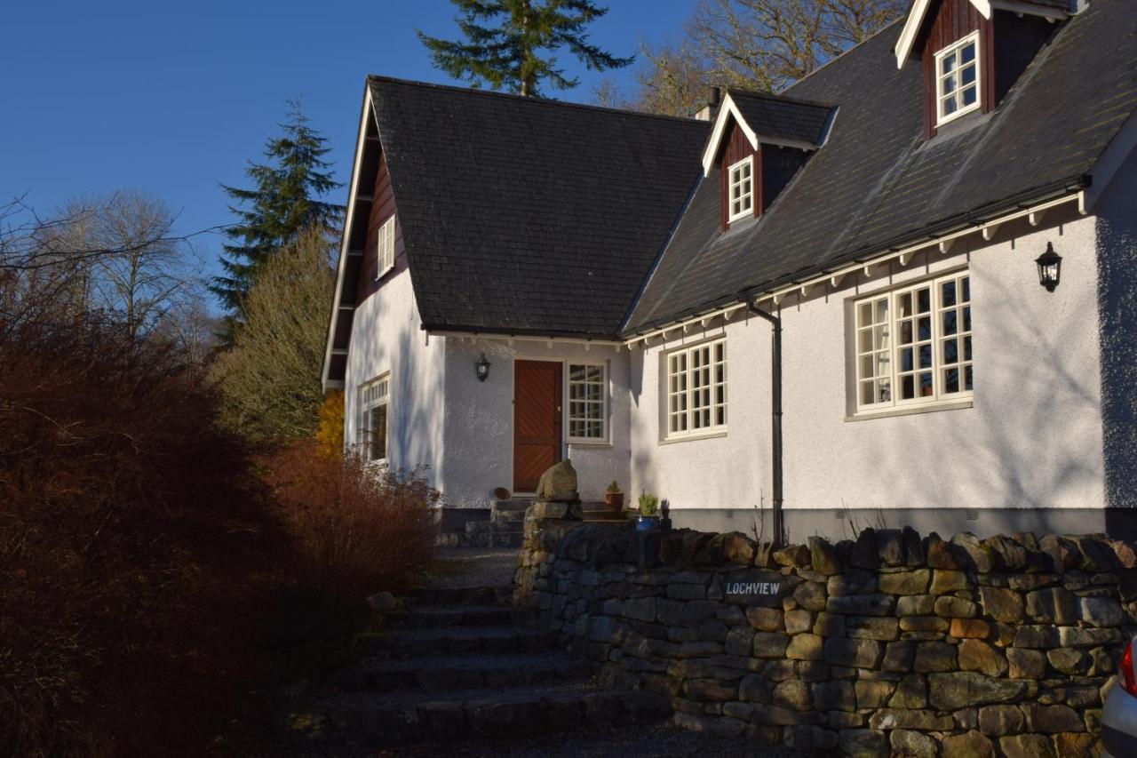 Гостевой дом  Lochview Guesthouse