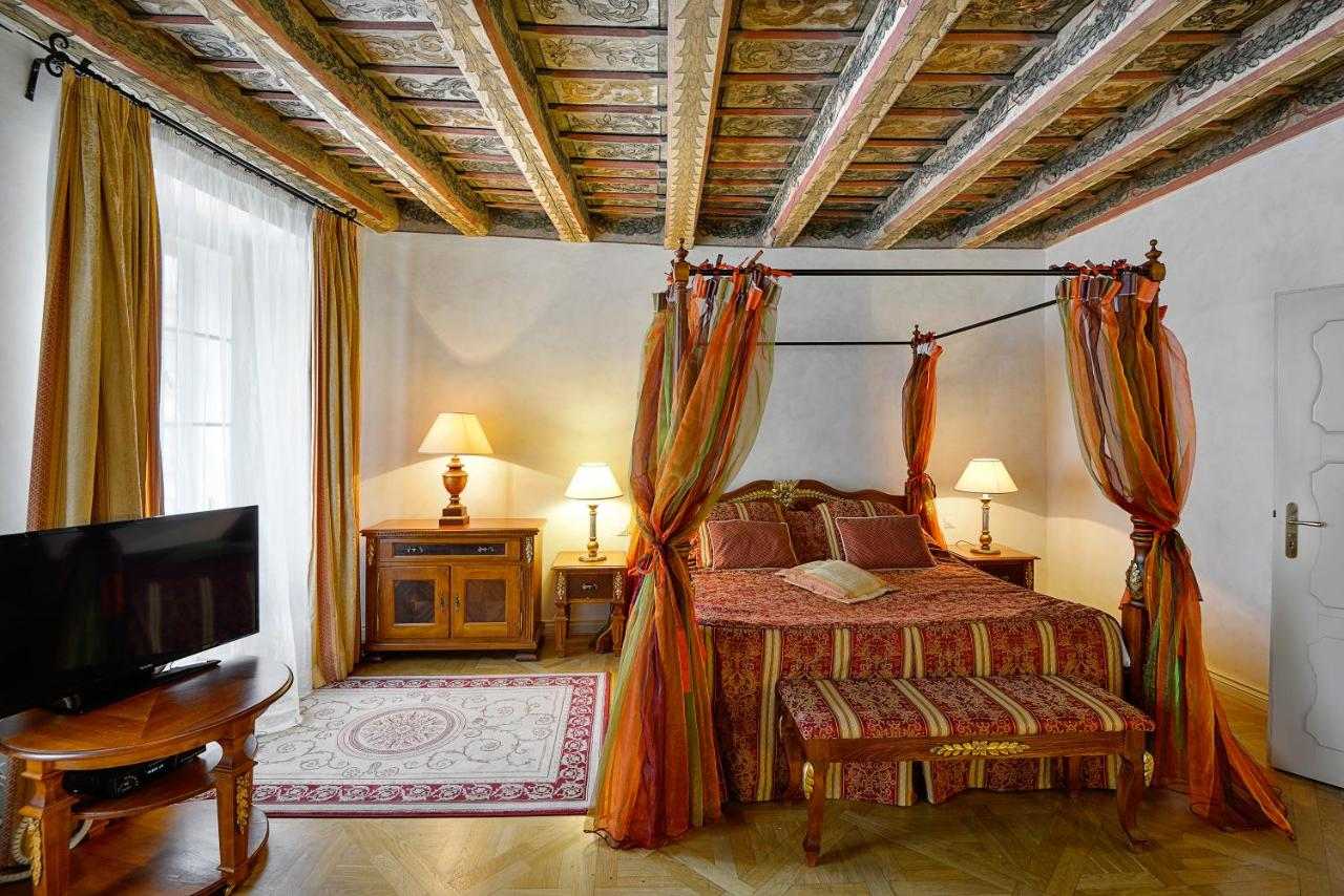 Апарт-отель  Hotel Residence Bijou de Prague  - отзывы Booking