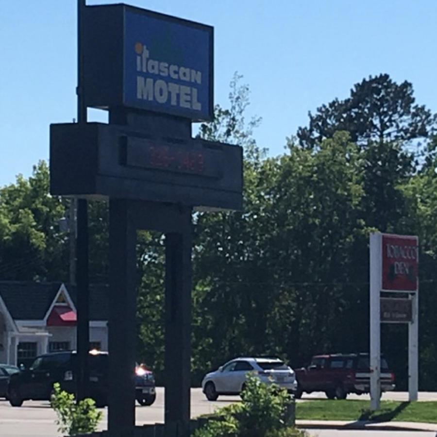 Мотель  Мотель  Itascan Motel