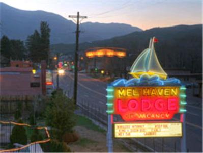 Мотель  Мотель  Mel Haven Motel