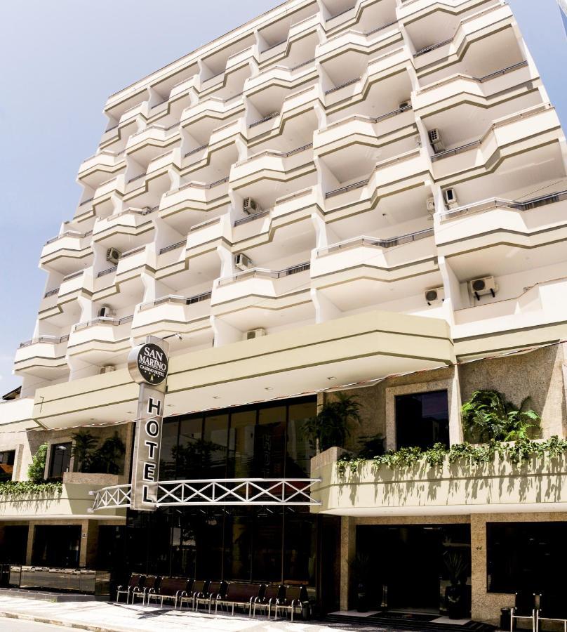Отель  San Marino Cassino Hotel