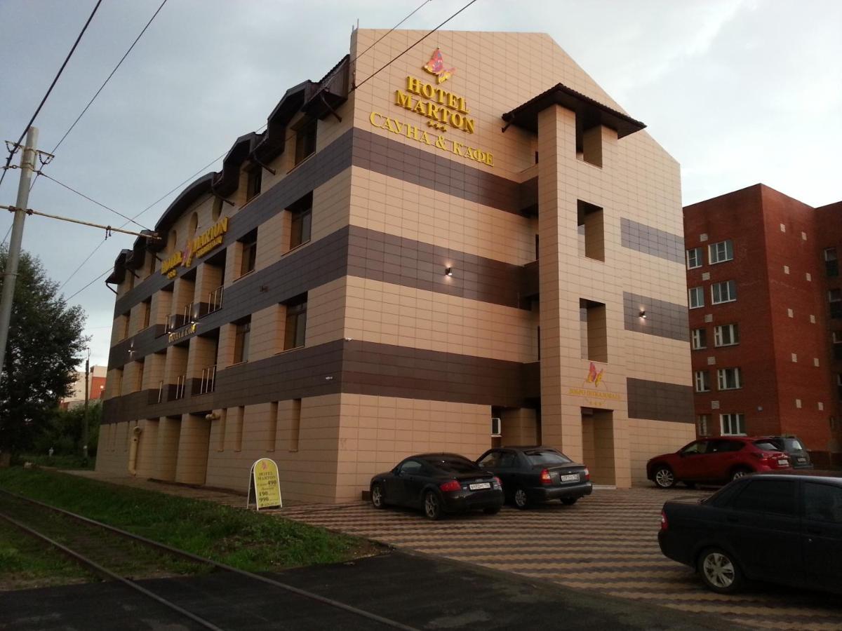Отель Отель Мартон Гордеевский