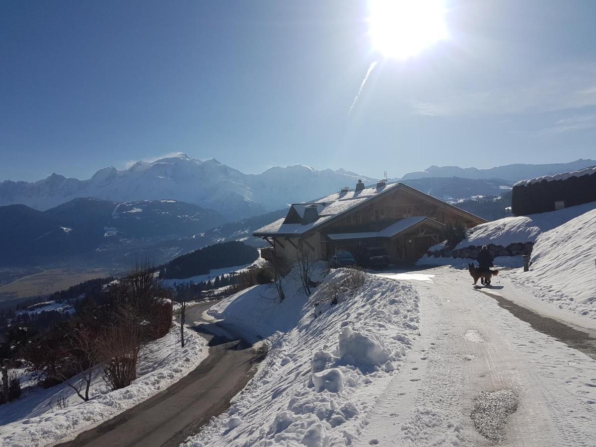 Шале  La Joubarbe au Balcon du Mont-Blanc  - отзывы Booking