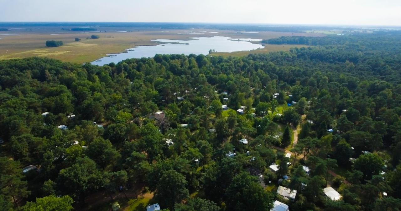 Camperplaats Dwingeloo Drenthe | Camping RCN de Noordster