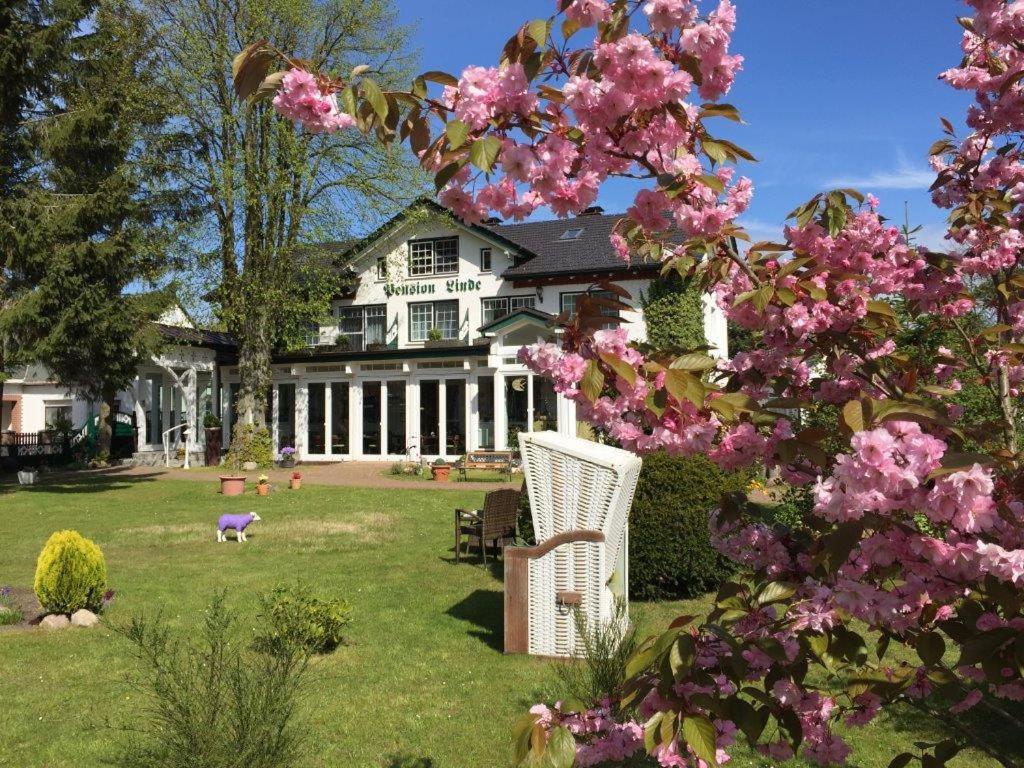 Гостевой дом  Pension Linde Prerow