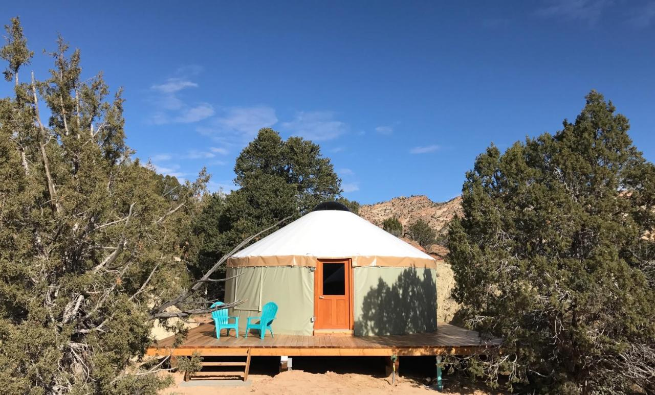 Escalante Yurts Escalante Updated 2021 Prices Camping overnight is a great way to thoroughly explore utah's natural beauty, and this park offers three yurts to make your. escalante yurts escalante updated