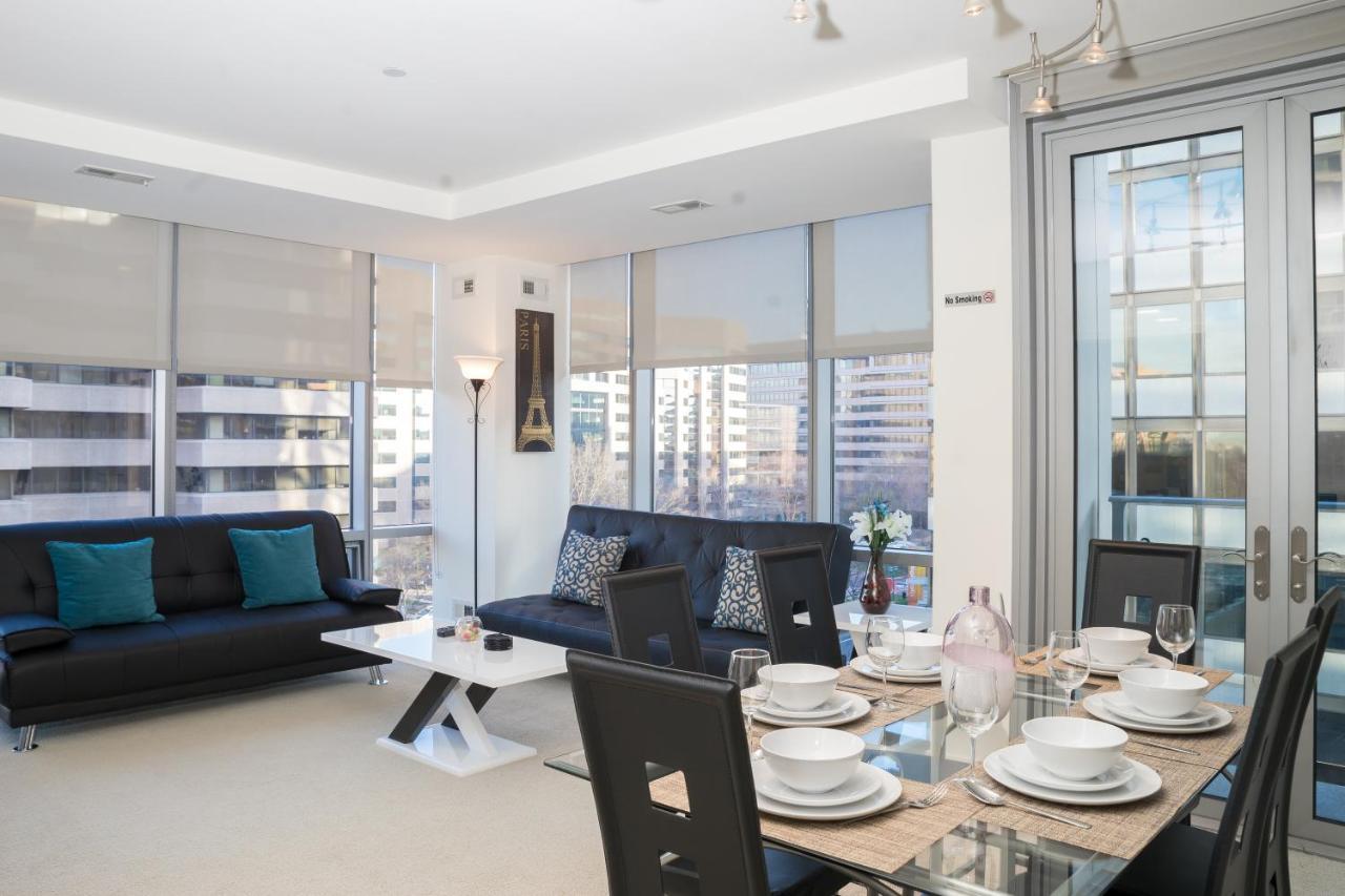 Апартаменты/квартиры  Arlington Fully Furnished Apartments in Crystal City  - отзывы Booking