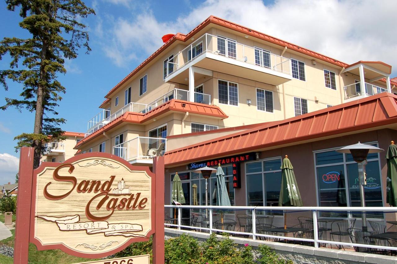 Отель  Raintree's Sandcastle, Birch Bay