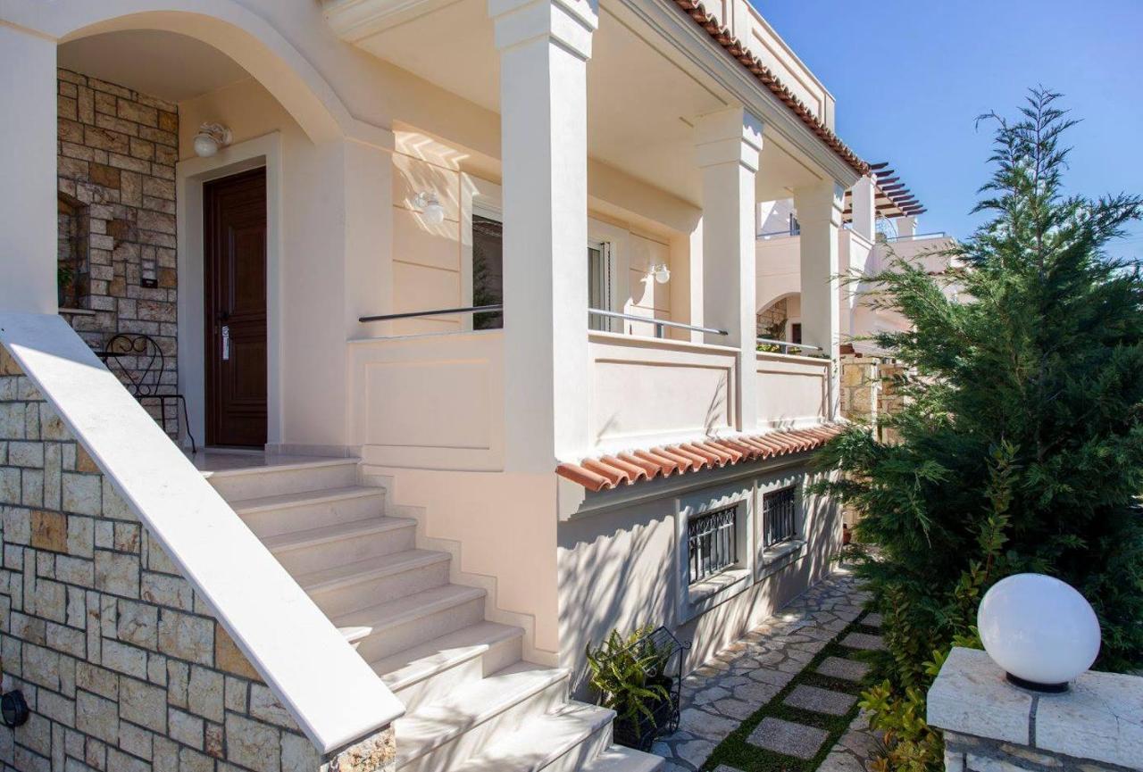 Фото  Дома для отпуска Marathias Boutique Villas