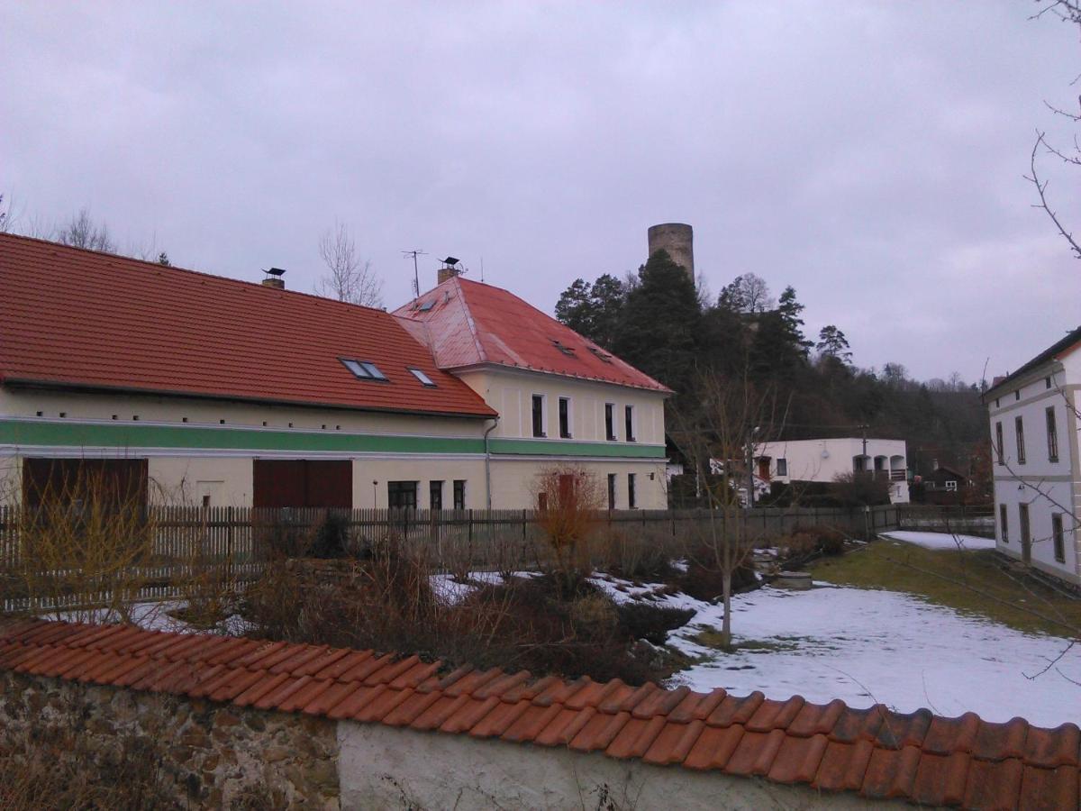 Гостевой дом  Penzion U Jezu Dobronice