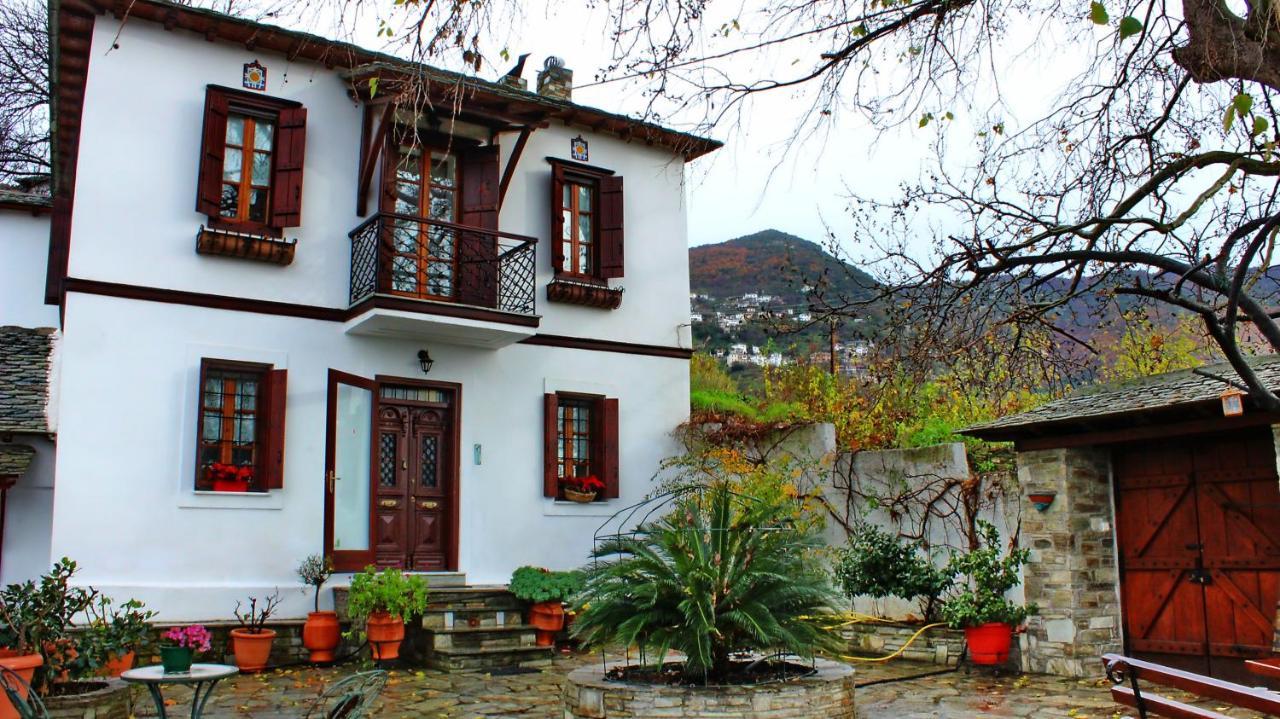 Гостевой дом  Archontiko Stafylopati