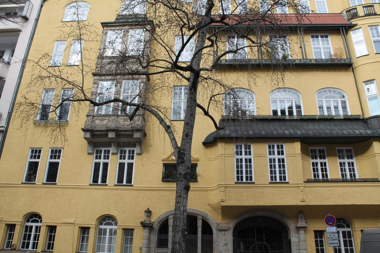 Гостевой дом Гостевой дом Hotel Pension Waizenegger Am Kurfürstendamm