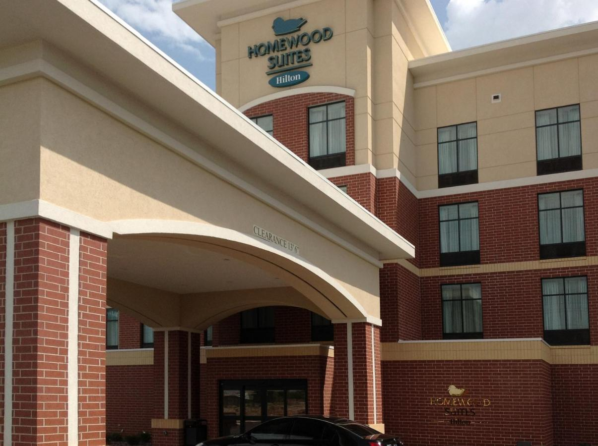 Отель  Отель  Homewood Suites By Hilton Joplin