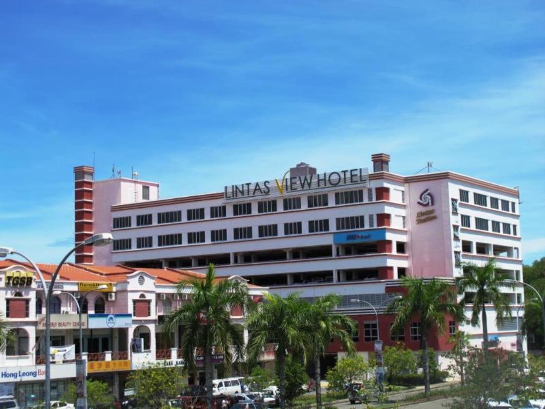 Отель Отель Lintas View Hotel