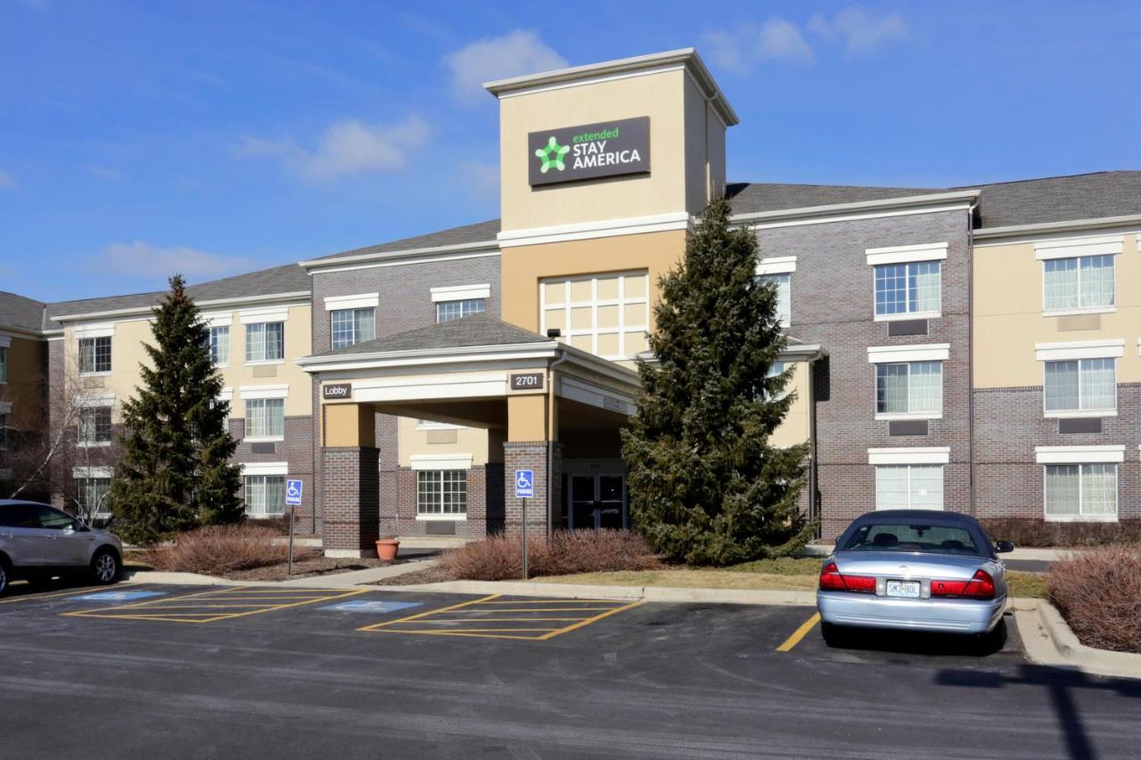 Отель  Extended Stay America - Chicago - Lombard - Oakbrook  - отзывы Booking