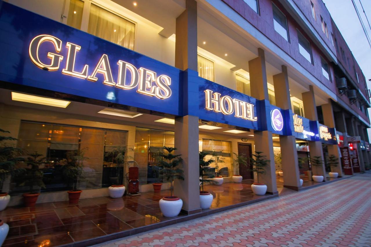 Отель  Glades Hotel  - отзывы Booking