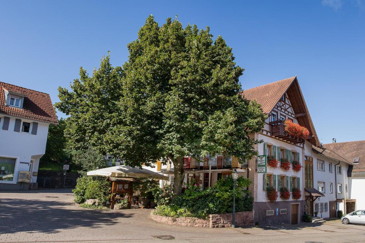 Гостевой дом  Landgasthaus Zur Linde