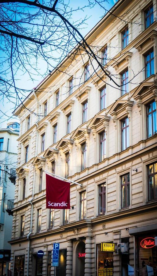 Отель  Scandic No 53