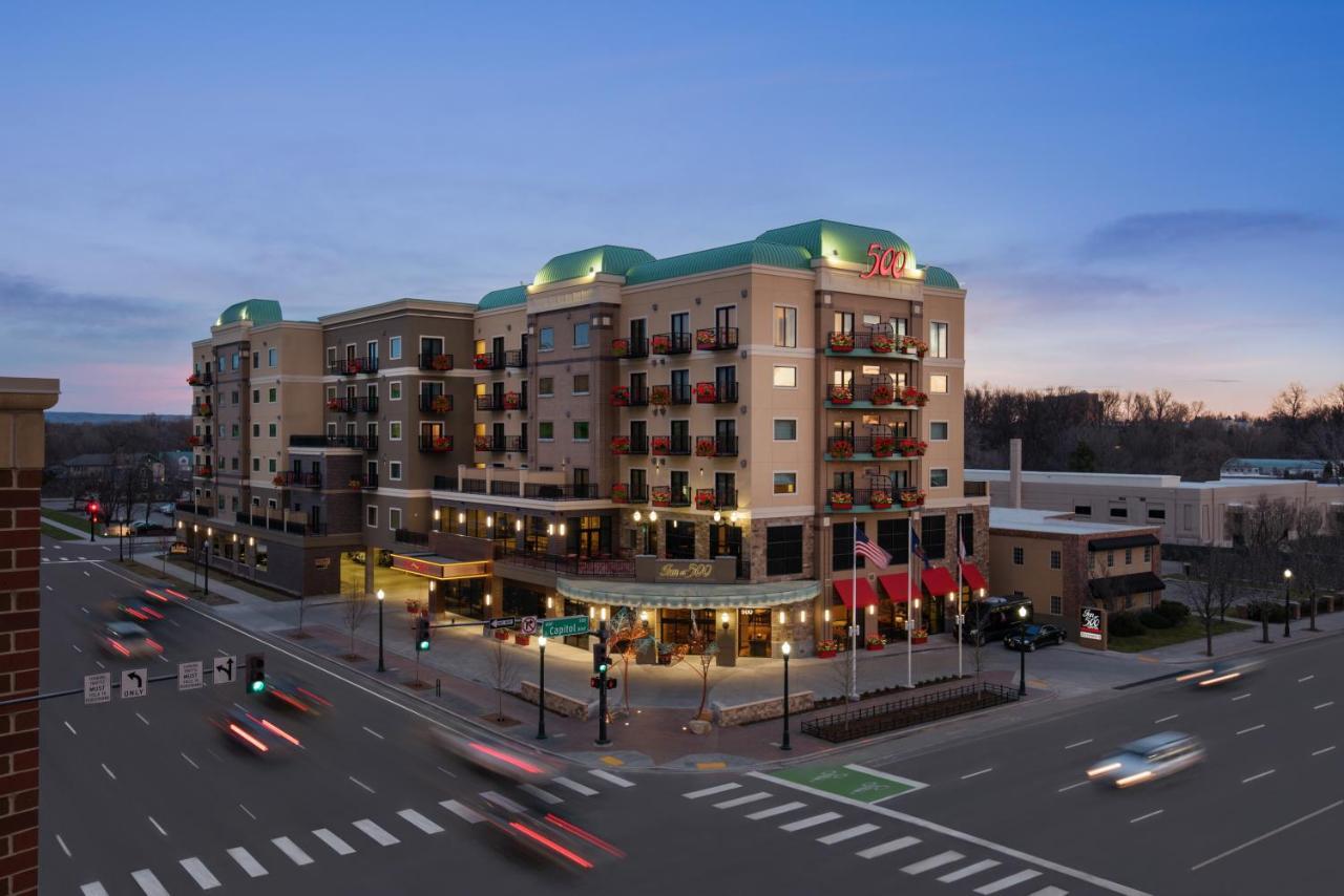 Отель  Отель  Inn At 500 Capitol