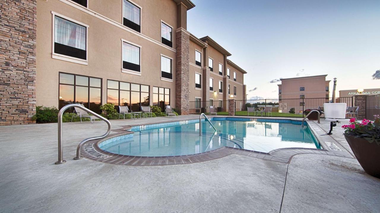 Отель  Best Western Plus Texarkana Inn and Suites  - отзывы Booking