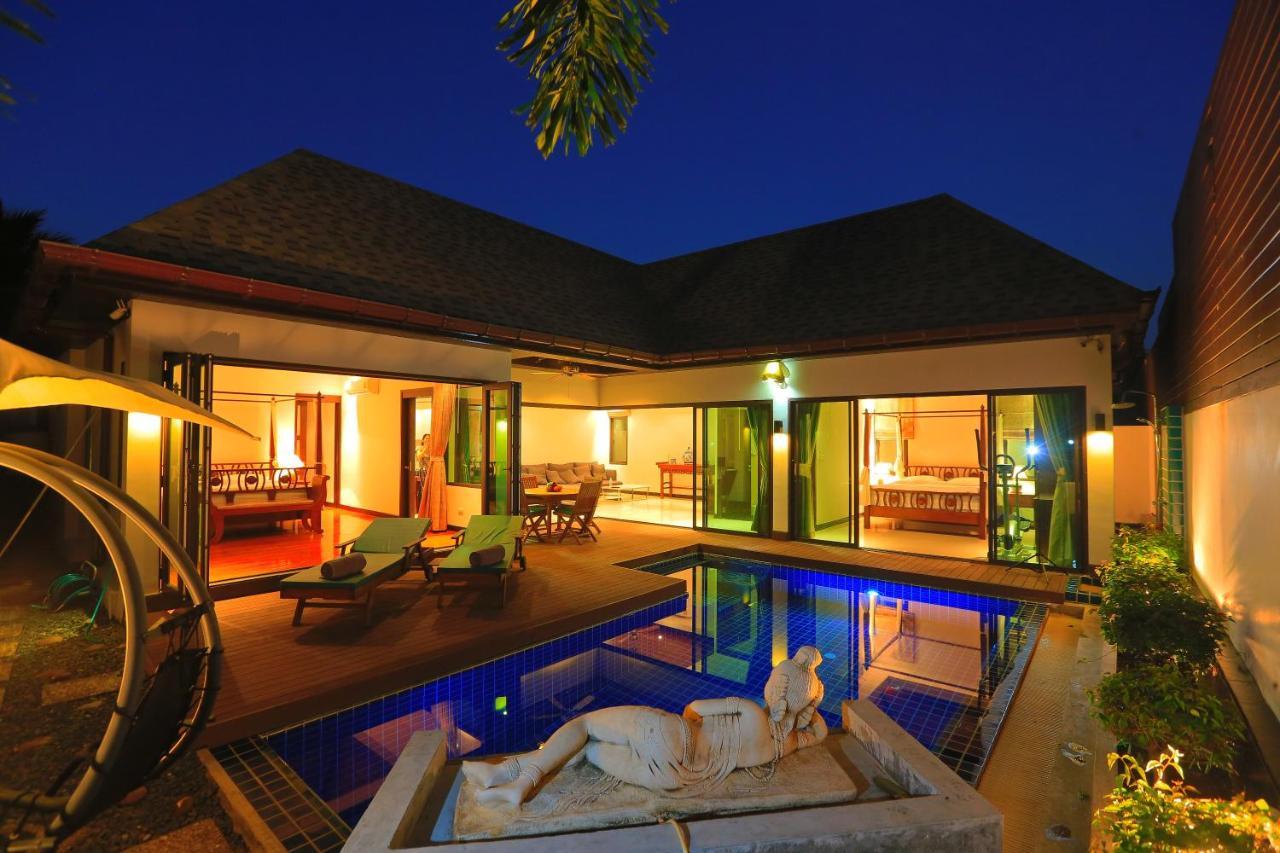 Вилла  Naiharn Beach Villa  - отзывы Booking