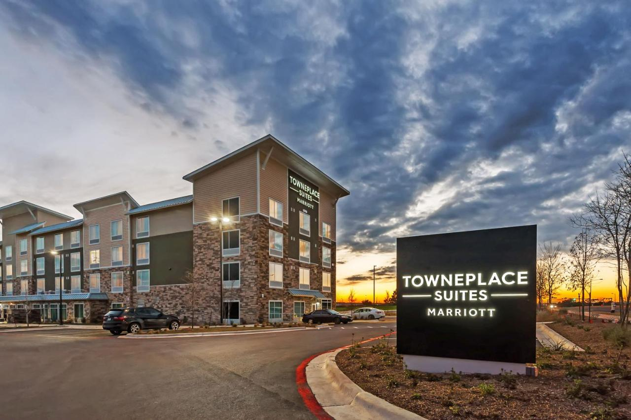 Отель  Отель  TownePlace Suites By Marriott Austin Parmer/Tech Ridge