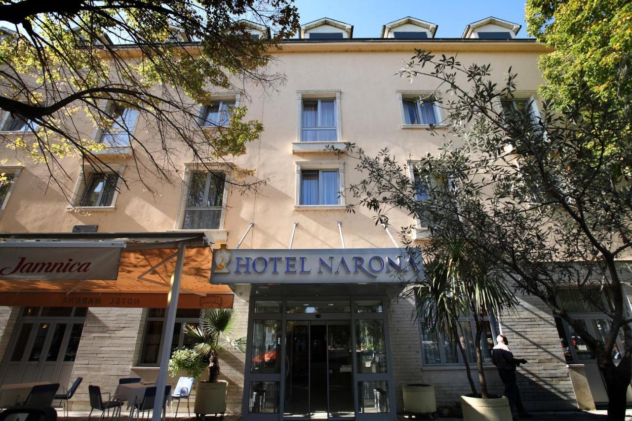 Отель  Hotel Narona