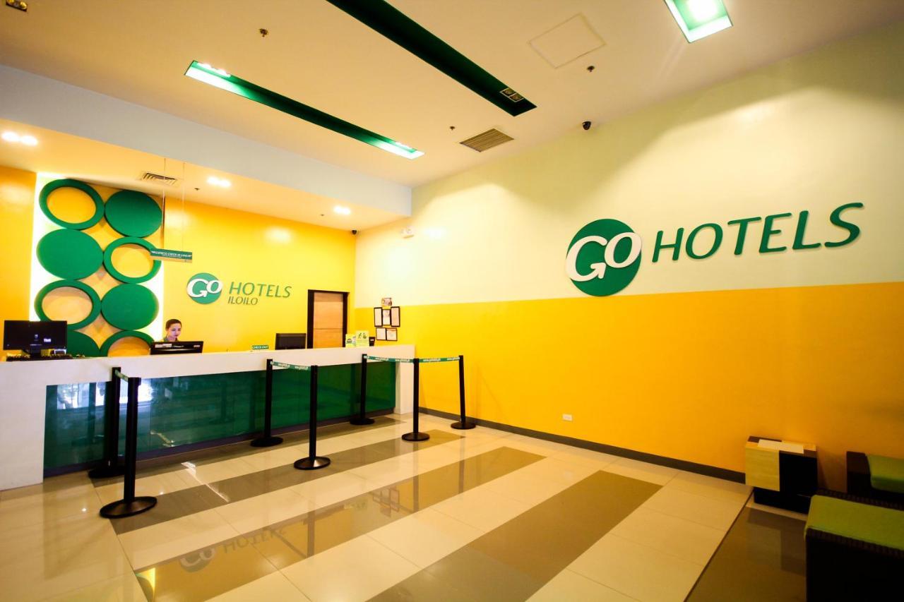Отель  Отель  Go Hotels Iloilo