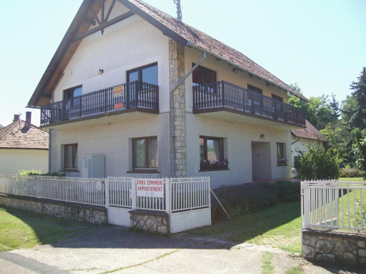 Апартаменты/квартиры  Gyöngyvirág Vendégház  - отзывы Booking