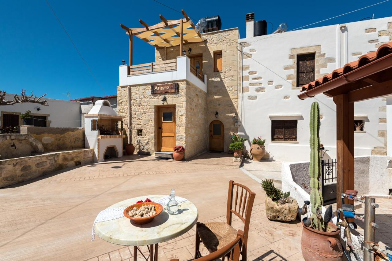 Дом для отпуска  Villa Argyro