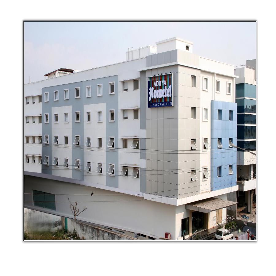 Отель Отель Aditya Hometel
