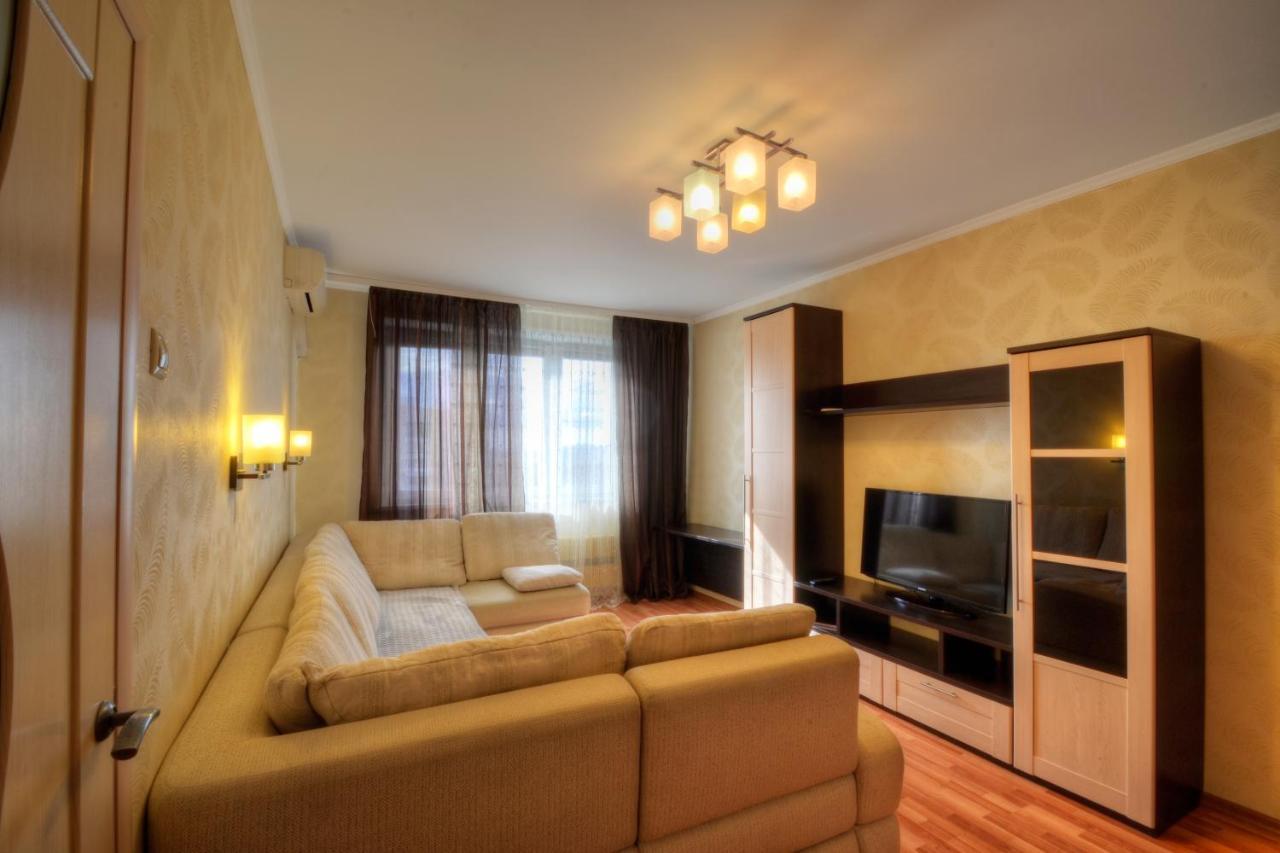 Апартаменты/квартира Apartments on Cherepovetskaya - отзывы Booking