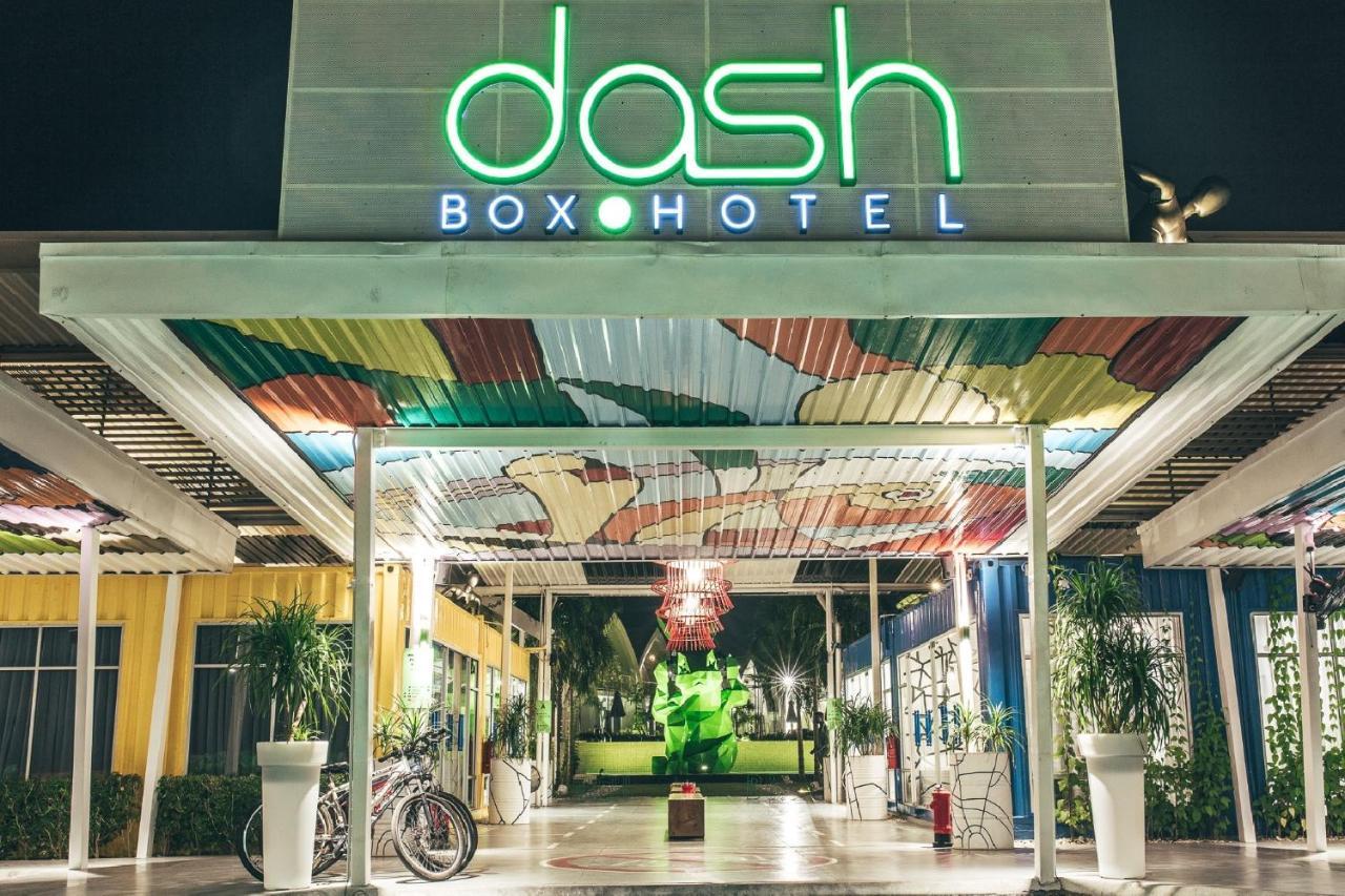 Отель  Dash Box Hotel Cyberjaya  - отзывы Booking