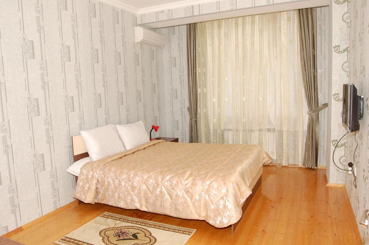 Отель  Отель  Xan Cinar Hotel