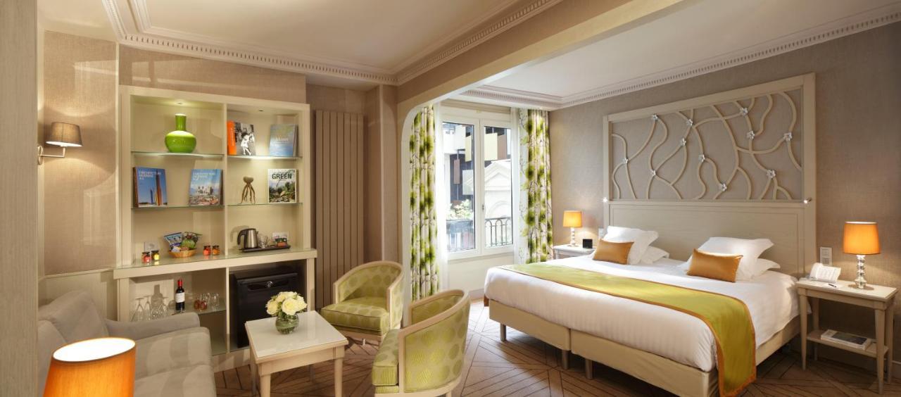 Отель  Отель  Rochester Champs Elysees
